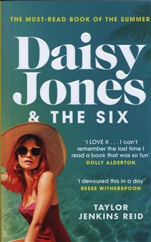 Obálka titulu Daisy Jones & The Six