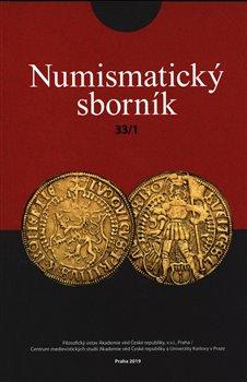 Obálka titulu Numismatický sborník 33/1