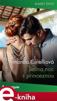 Obálka titulu Jedna noc s princeznou