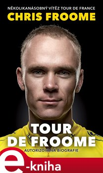 Obálka titulu Tour de Froome