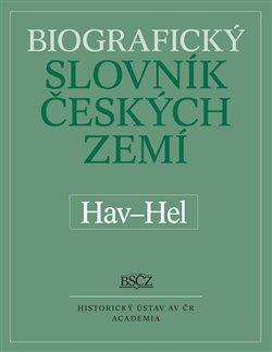 Obálka titulu Biografický slovník českých zemí (Hav-Hel) 23.díl