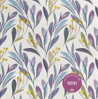 Mammadiář Botanicus Blue 2021