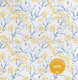 Obálka titulu Mammadiář Botanicus Yellow 2021
