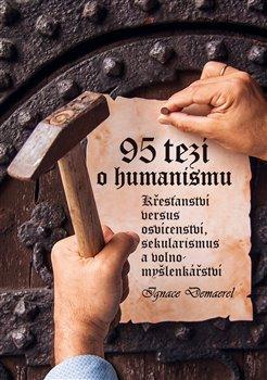 Obálka titulu 95 tezí o humanismu