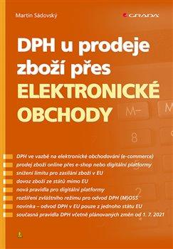 Obálka titulu DPH u prodeje zboží přes elektronické obchody