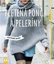 Pletená ponča a peleríny – všestranné doplňky