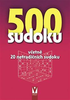Obálka titulu 500 sudoku
