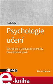 Obálka titulu Psychologie učení