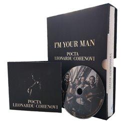Obálka titulu I'm Your Man: Pocta Leonardu Cohenovi. Luxusní limitovaná edice.