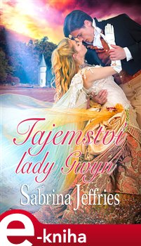 Obálka titulu Tajemství lady Gwyn