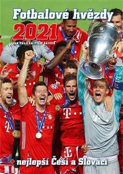 Obálka titulu Fotbalové hvězdy 2021