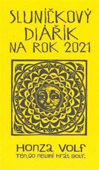 Obálka titulu Sluníčkový diářík na rok 2021
