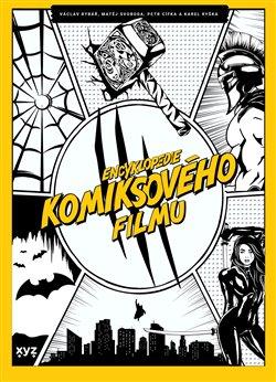 Obálka titulu Encyklopedie komiksového filmu