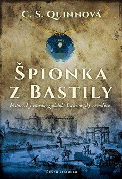 Obálka titulu Špionka z Bastily