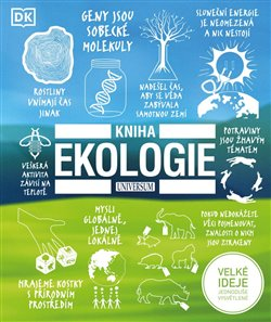 Obálka titulu Kniha ekologie
