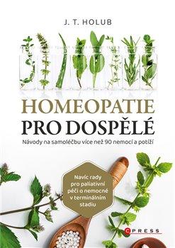 Obálka titulu Homeopatie pro dospělé