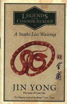A Snake Lies Waiting - Jin Yong