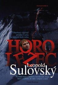Horolezec Leopold Sulovský