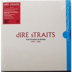 Obálka titulu The Studios Albums 1978-1991