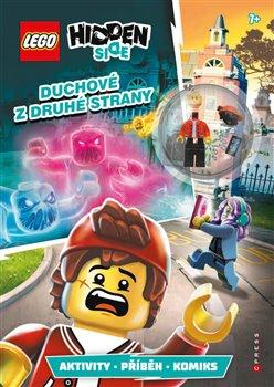 Obálka titulu Lego Hidden Side - Duchové z druhé strany