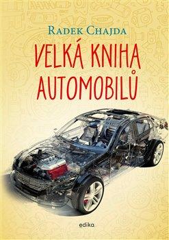 Obálka titulu Velká kniha automobilů