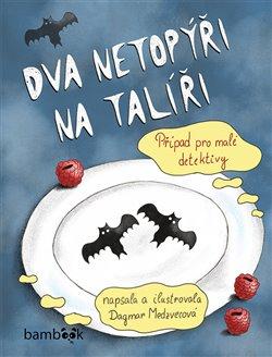 Obálka titulu Dva netopýři na talíři