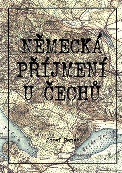 Obálka titulu Německá příjmení u Čechů