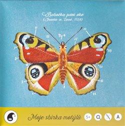 Obálka titulu Moje sbírka motýlů