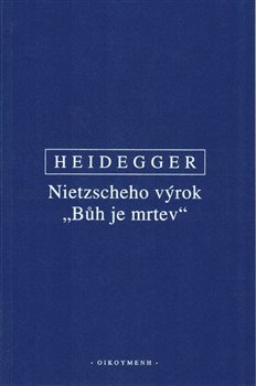 Obálka titulu Nietzscheho výrok