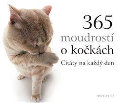 Obálka titulu 365 moudrostí o kočkách