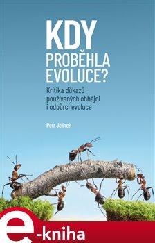 Obálka titulu Kdy proběhla evoluce?