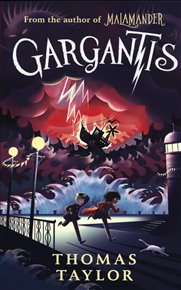 Gargantis (Legends of Eerie-on-sea)