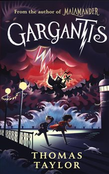 Gargantis (Legends of Eerie-on-sea)