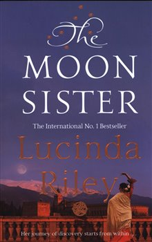 Obálka titulu Seven Sisters 5 - Moon Sister
