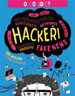 Obálka titulu Hackeři