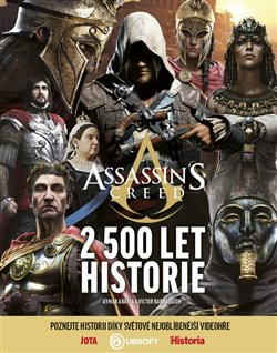 Obálka titulu Assassin's Creed – 2 500 let historie
