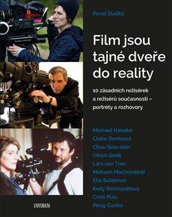Obálka titulu Tajné dveře do reality - 10 zásadních filmových režisérek a režisérů současnosti