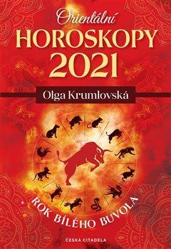 Obálka titulu Orientální horoskopy 2021 - Rok bílého buvola
