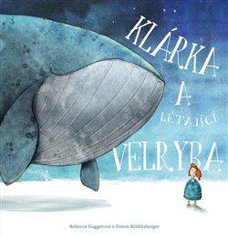Obálka titulu Klárka a létající velryba