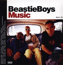 Obálka titulu Beastie Boys Music