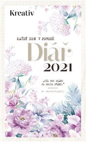 Kreativ Diář 2021 - Lila