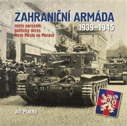 Obálka titulu Zahraniční armáda 1939-1945
