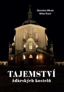 Obálka titulu Tajemství žďárských kostelů