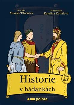 Obálka titulu Historie v hádankách