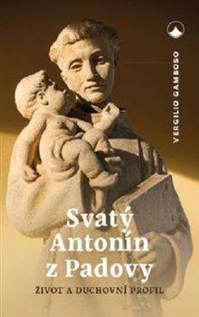 Obálka titulu Svatý Antonín z Padovy
