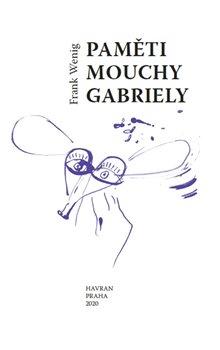 Obálka titulu Paměti mouchy Gabriely