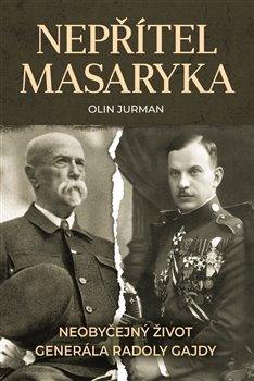 Obálka titulu Nepřítel Masaryka