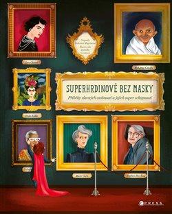 Obálka titulu Superhrdinové bez masky