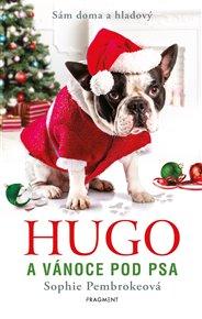 Hugo a Vánoce pod psa