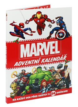 Obálka titulu Marvel - Adventní kalendář